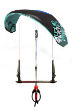 2012 Liquid Force NRG Kite Package 12m demo $749