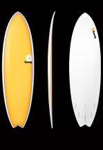 Torq 6&#8217;3&#8243; Fish Surfboard