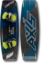 Axis Limited 138 x 43  2013 kiteboard complete was $879.99 now $703.99