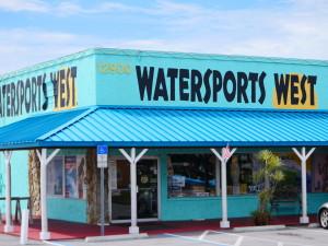 Watersports West Kiteboarding