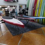 SIC Paddleboard Glide Center